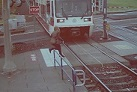 Woman who ran in front of TriMet train loses bid to keep video private
