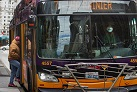 Frustrated Seattle bus commuters vent about slow rides along First Avenue