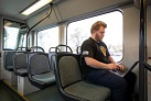 Arizona State student likes public transit so much he sold his car