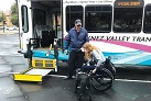 Solvang, Calif., transit agency assists in training of service dogs